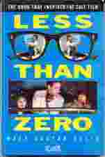 Picture of Less Than Zero book cover