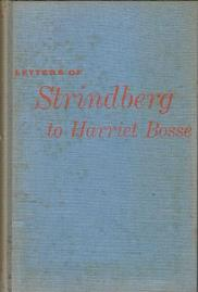 Picture of Letters of Strindberg to Harriet Bosse Book Cover