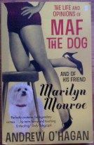Picture of The Life and Opinions of Maf the Dog: and of His Friend Marilyn Monroe book cover