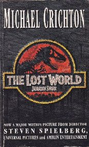 Picture of The Lost World book cover