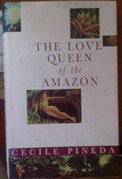 Picture of Love Queen of the Amazon book cover