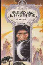Picture of Magician's Law Book Cover