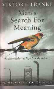 Picture of Man`s Search For Meaning