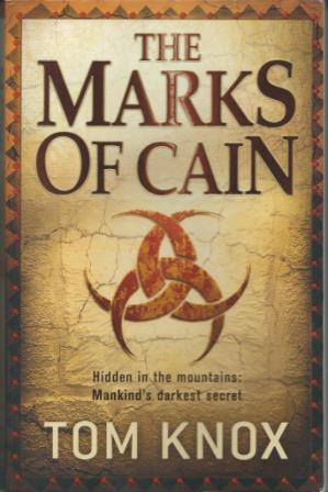 Picture of Marks of Cain book cover