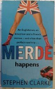 Picture of Merde Happens book cover
