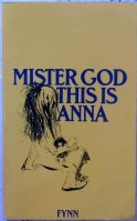 Picture of Mister God, This is Anna Book Cover
