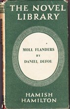 Picture of Moll Flanders book cover