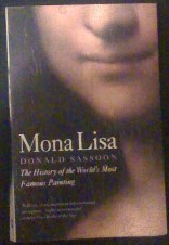 Picture of Mona Lisa book cover