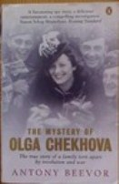 Picture of The Mystery of Olga Chekhova Book Cover