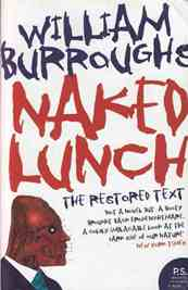 Picture of Naked Lunch book cover