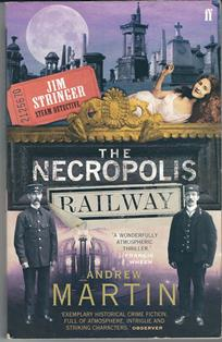 Picture of The Necropolis Railway Book Cover