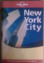 Picture of Lonely Planet New York City book cover