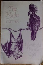 Picture of Clarinda Harriss Lott Night Parrott book cover