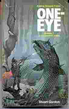 Picture of One-Eye book cover