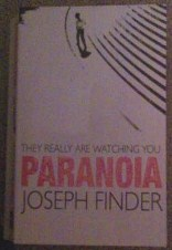 Picture of Paranoia book cover