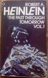 Picture of The Past Through Tomorrow book cover