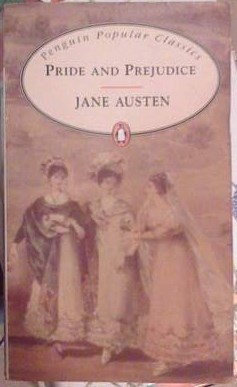 Picture of Pride and Prejudice Book Cover