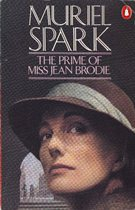 Picture of The Prime of Miss Jean Brodie book cover