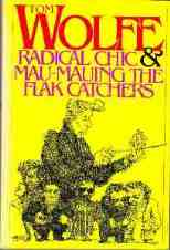 Picture of Radical Chic and Mau Mauing the Flak Catchers Book Cover
