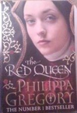 Picture of The Red Queen Book Cover