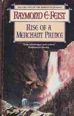 Picture of Rise of a Merchant Prince Book Cover