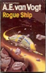 Picture of Rogue Ship book cover