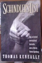 Picture of Schindler's List book cover