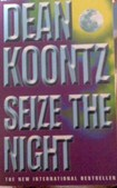 Picture of Seize the Night book cover