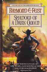 Picture of Shadow of a Dark Queen Book Cover