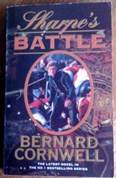 Picture of Sharpe's Battle Book Cover
