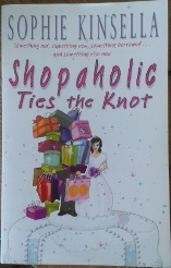 Picture of Shopaholic Ties the Knot book cover