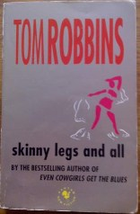Picture of Skinny Legs and All book cover