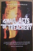 Picture of Small Acts of Treachery book cover