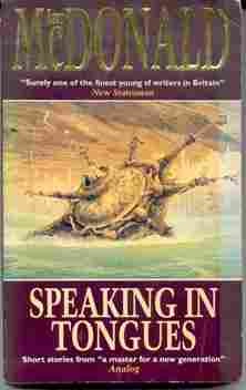Picture of Speaking in Tongues book cover