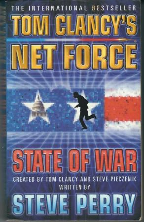 Picture of State of War book cover