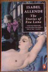 Picture of The Stories of Eva Luna Book Cover