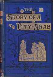 Picture of Story of a City Arab Book Cover