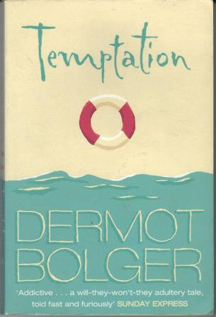 Picture of Temptation book cover