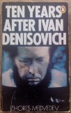 Picture of Ten Years After Ivan Denisovich book cover
