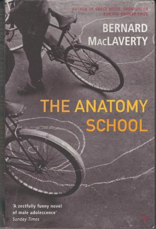 Picture of The Anatomy School Book Cover