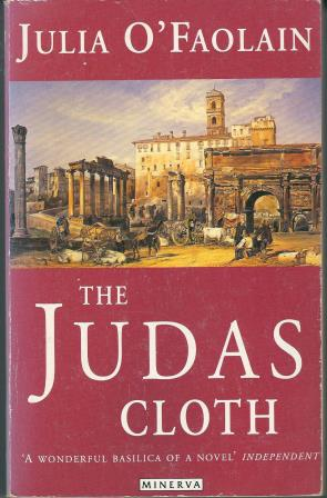 Picture of The Judas Cloth Book Cover
