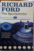 Picture of The Sportswriter book cover