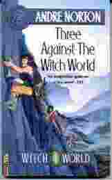 Picture of Three Against the Witch World book cover