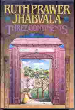 Picture of Three Continents book cover