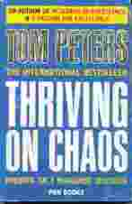 Picture of Thriving on Chaos Book Cover