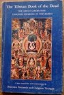 Picture of Tibetan Book of the Dead Book Cover