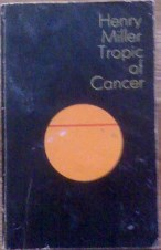 Picture of Tropic of Cancer Book Cover