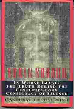 Picture of The Turin Shroud In Whose Image Book Cover