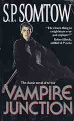 Picture of Vampire Junction book cover