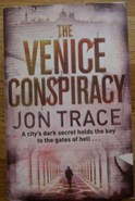 Picture of The Venice Conspiracy book cover